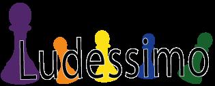 Logo de Ludessimo : jeux de societe, jouets d'occasions, livres d'occasion, loisirs créatifs en alsace, près de Strasbourg