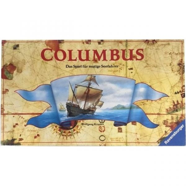 Columbus jeu Ludessimo 5019