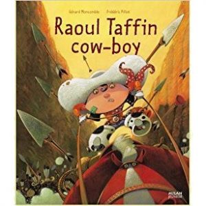 raoul taffin cow boy-livre-occasion-ludessimo-d-31-3028