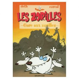 Deth-Les-Zorilles-T-2-Gare-Aux-Zorilles-jeu-occasion-ludessimo-d-34-3032