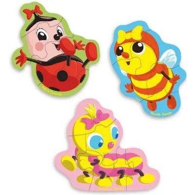 puzzle-en-bois-vilac-3-5-pièces-betes-jeu-occasion-ludessimo-b-13-0860860b