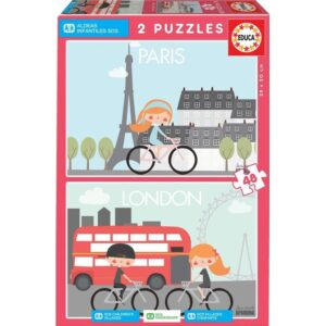 puzzle-paris-london-jeu-occasion-ludessimo-b-13-7420